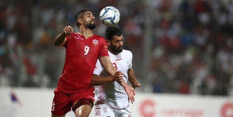 طلسم منامه باز هم نشکست ، شکست تلخ ایران مقابل بحرین
