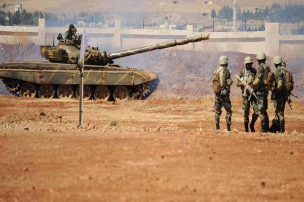 پیشروی برق آسای مقاومت در شمال سوریه؛ مرگ تدریجی رؤیاهای اردوغان