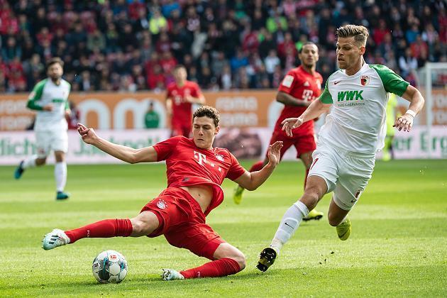 آگزبورگ 2-2 بایرن مونیخ؛ سه امتیاز دقیقه 91 پرید