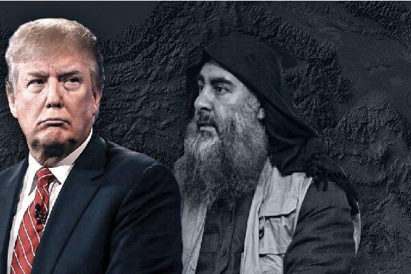 آمریکا بخشهایی از ویدئوی حمله به مخفیگاه البغدادی را منتشر می نماید
