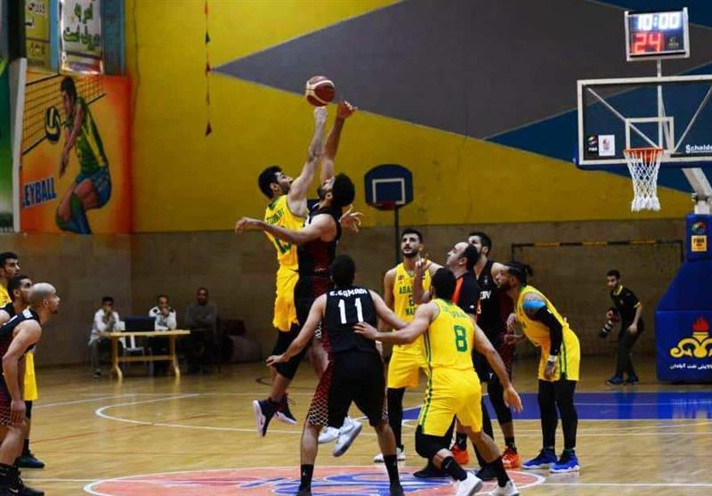 لیگ برتر بسکتبال، نفت و مهرام شکست خوردند