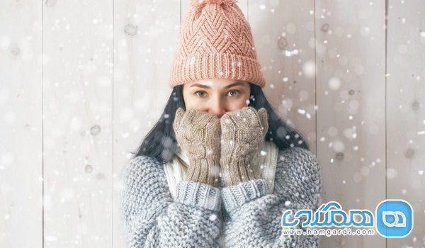 10 نکته طلایی برای مراقبت از پوست در سرما