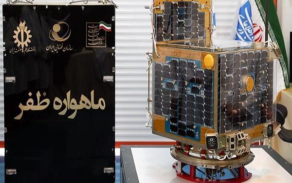 ماهواره ظفر خاتمه هفته آسمانی می شود