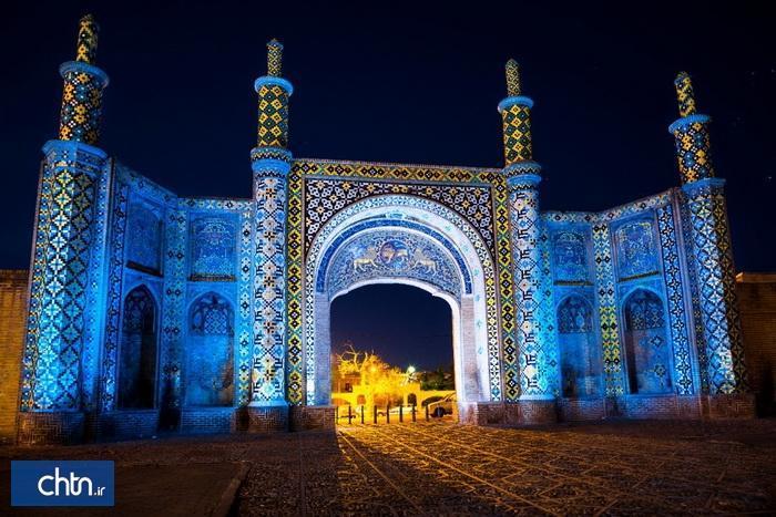 بازدید مجازی از جاذبه های گردشگری قزوین در نوروز 99