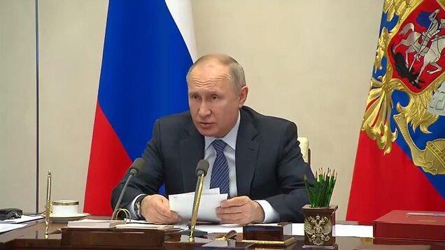 پوتین برای بحران نفتی دست به کار شد
