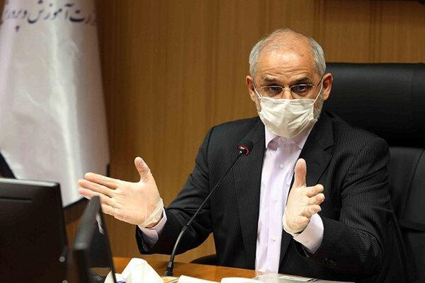 حاجی میرزایی: اجازه نمی دهم دانش آموزی از آموزش جا بماند