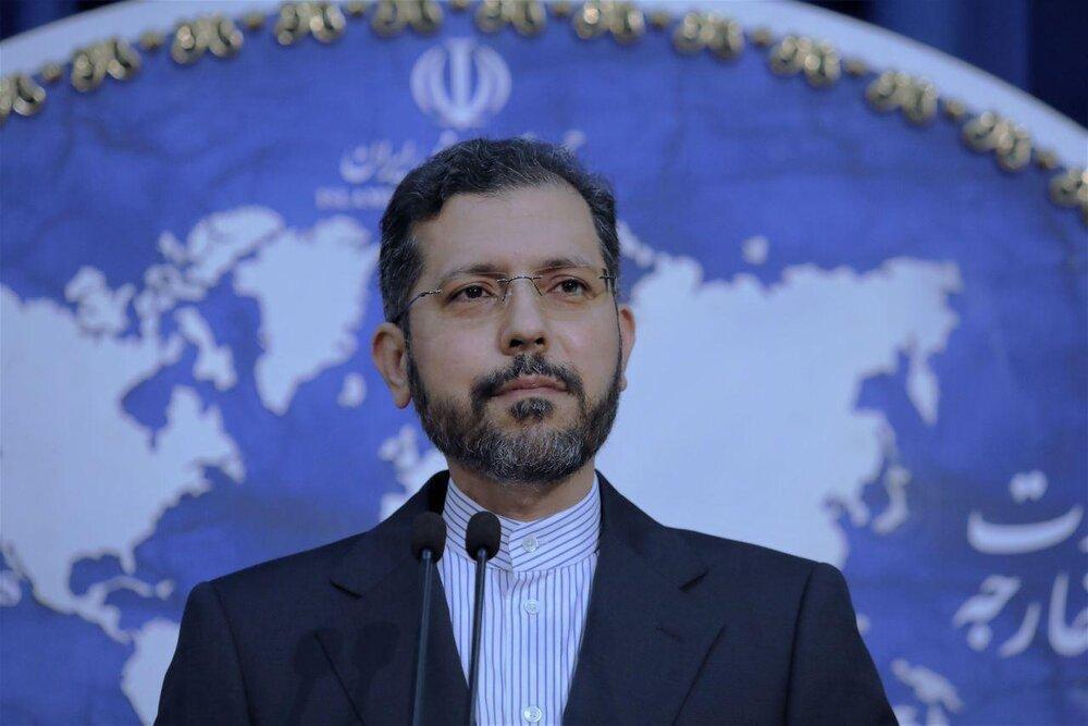 واکنش وزارت خارجه به اصابت راکت به مناطق مرزی ایران
