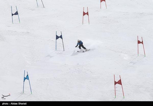 مرحله دوم لیگ اسکی آلپاین، برترین های روز دوم تعیین شدند
