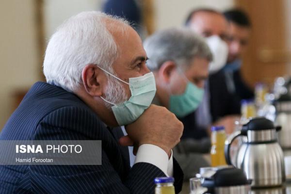ظریف: هدف ایران برقراری صلح پایدار و خاتمه درگیری ها در افغانستان است